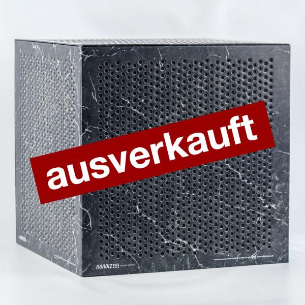 nonoiz cube 43 - black marble